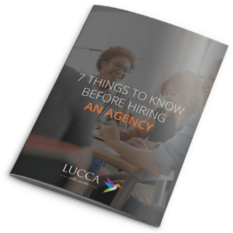 Download our FREE guide to 7 Things To Know Before Hiring an Agency.
