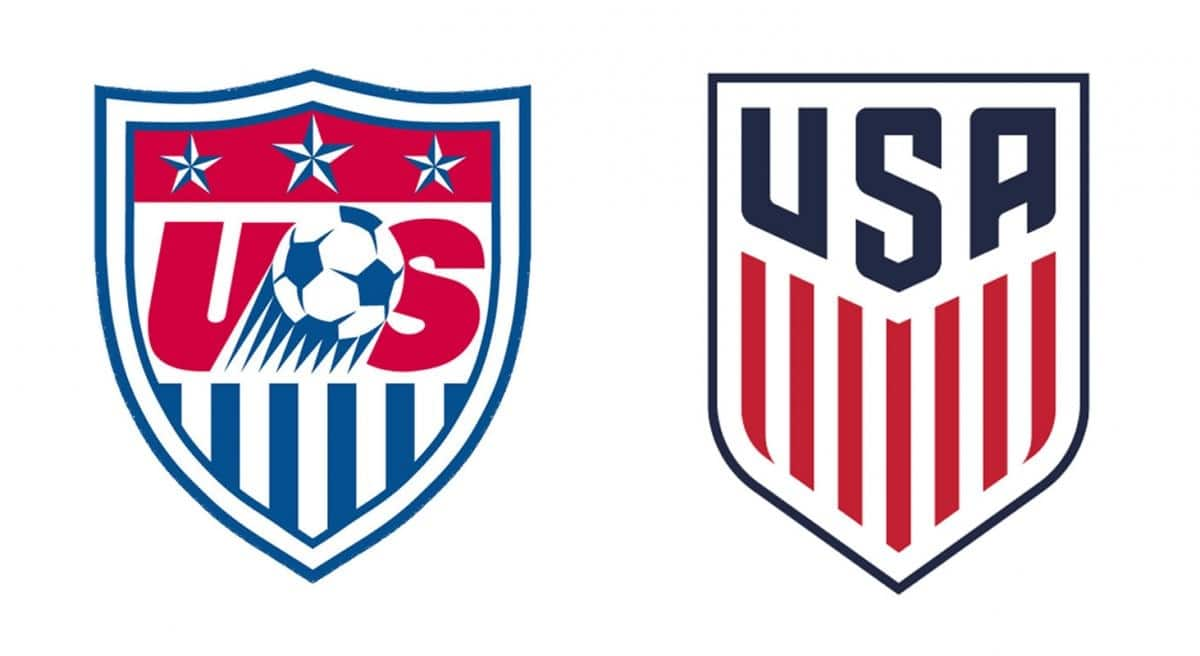 US soccer - logo changes - graphic designers chicago