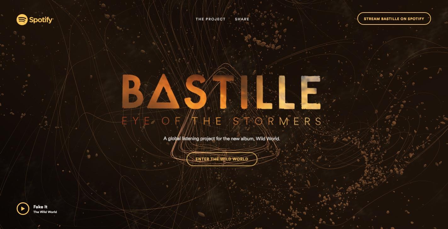 bastille - best graphic designers rockford