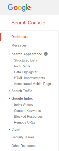 google search console tools - 7 SEO Musts