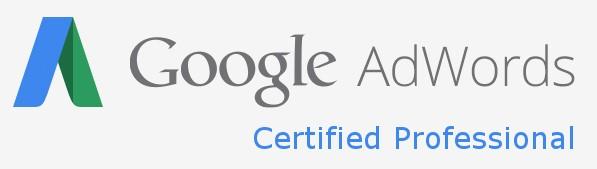 google adwords certified partner logo - rockford seo