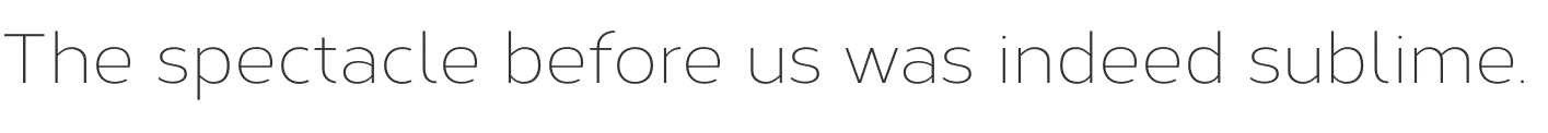 choose a font - graphic design