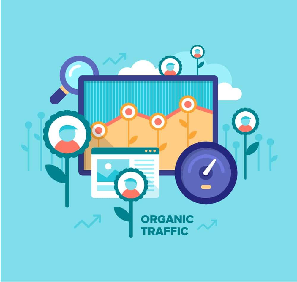 save organic traffic